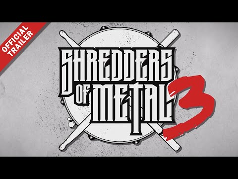 Shredders of Metal 3: Official Trailer! New Season Premieres July 27th episode thumbnail