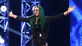 Iggy Azalea - Black Widow ft. Rita Ora. Vezi aici cum canta Alupei Andreea Emilia la X Fac ...