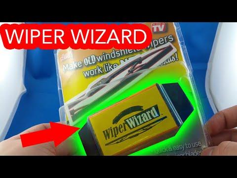 Стъклочистачка Wiper Wizard с 5 броя микрофибърни кърпички TV37 11