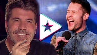 Calum Scott Becomes Simon Cowell's Golden Boy! | Britain's Got Talent