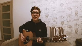 Zac Efron - Rewrite The Stars (OST The Greatest Showman) (Acoustic Cover)