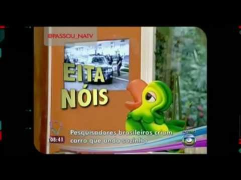 Passou na TV  Agora é tarde - Programa de Gentili faz piada do carro que atropelou Ana Maria Braga