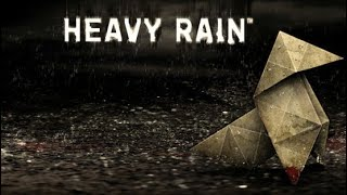 HEAVY RAIN™ [Nudity and adult situations ahead]