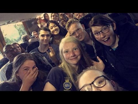 Sea Cadet International Exchange 2016 - Presentations Part 1