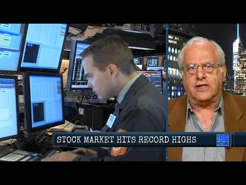 Prof. Richard Wolff - Be Very Very Careful About the Stock Market…Here's Why
