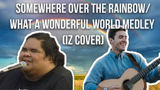 Baixar Somewhere Over the Rainbow/What a Wonderful World Medley (IZ Cover)