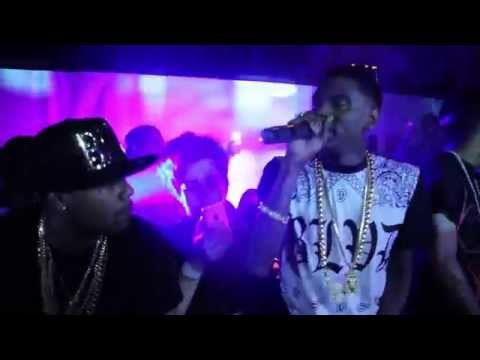 "Soulja Boy ""We Made It"" Live at the TI$A Summer Party in Hollywood, CA"