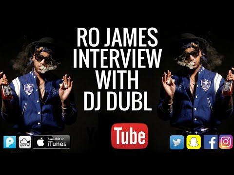 Ro James Interview - Doesn't like comparisons, his Dad threw away ALL his music, R&B & more!