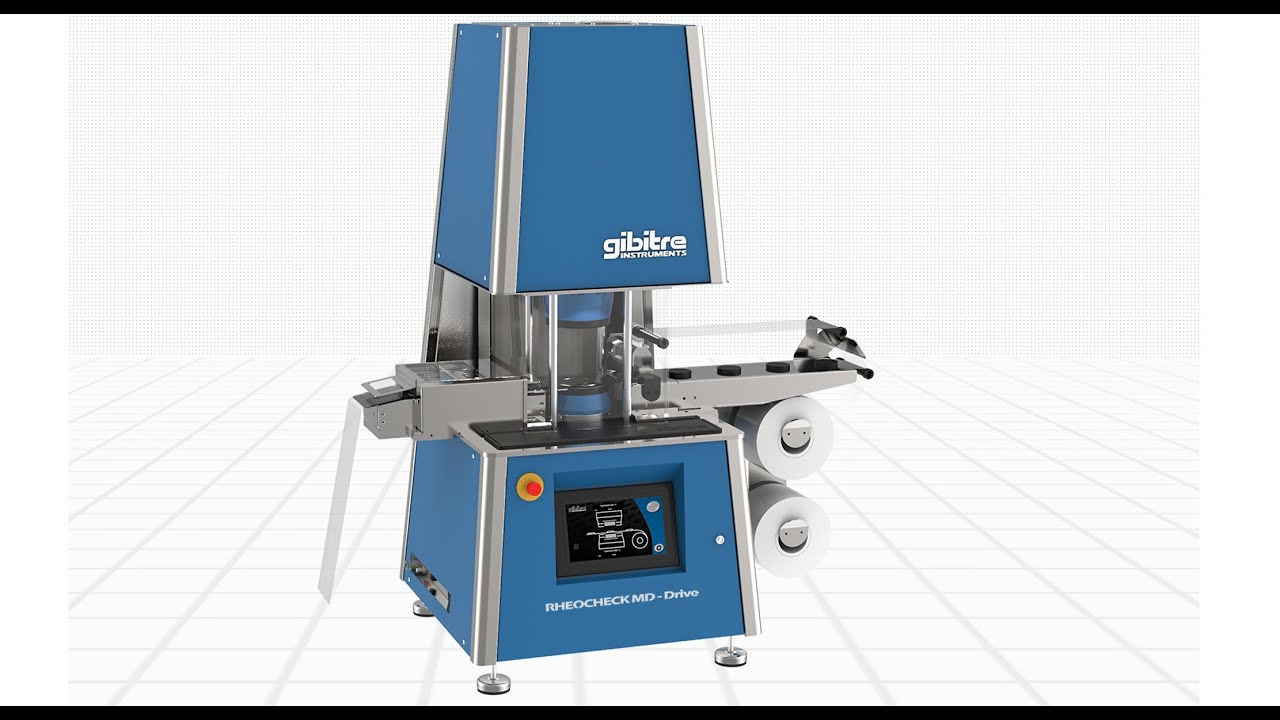 Gibitre Instruments - RHEOCHECK MD - Drive