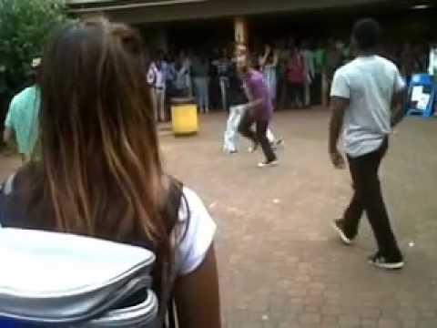 Dance Battle at University of KwaZulu Natal
