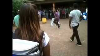 Dance Battle at University of KwaZulu Natal