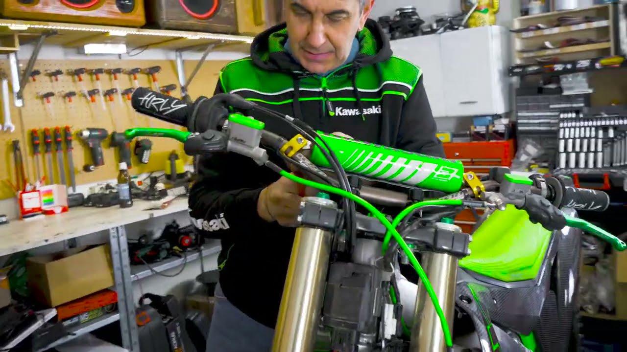 Motocross P3 piccole verifiche di sicurezza - featuring @Mauro.Biggi