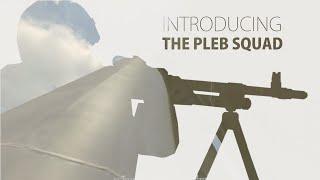Introducing the PLEB squad
