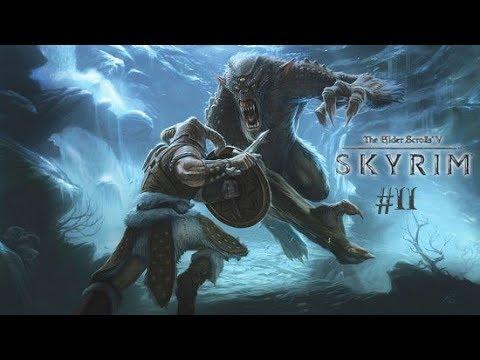 Skyrim : Playthrough épisode 11 : En Route Chez  Les Grises-Barbes HD FR