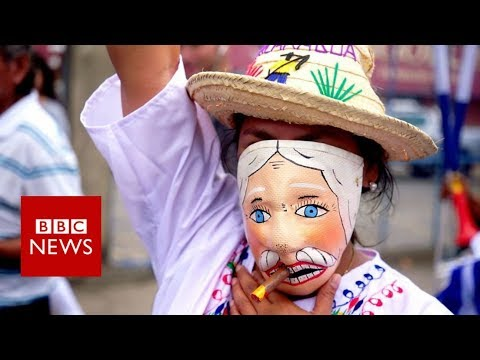 Nicaragua: Understanding a crisis in five objects - BBC News