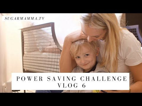 VLOG CHALLENGE (6/9) - Getting Serious About Power || SugarMamma