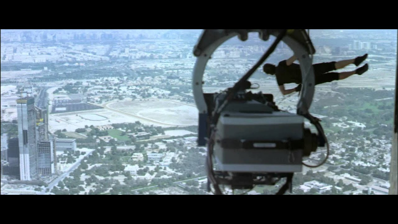 미션 임파서블: 고스트 프로토콜 IMAX 영상