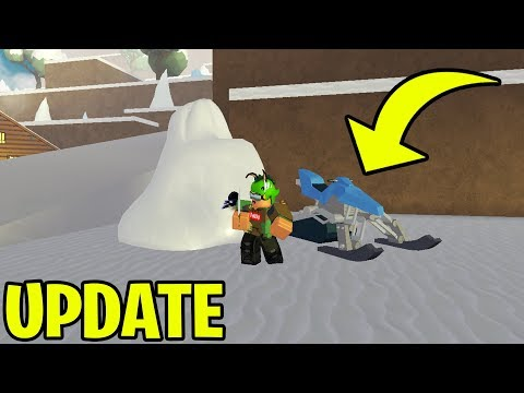 [EXPANSION!] ☃️Snow Shoveling Simulator❄️NEW UPDATE IS OUT!