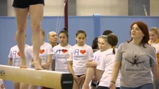 Мастер-класс Алексея Немова в Центре гимнастики