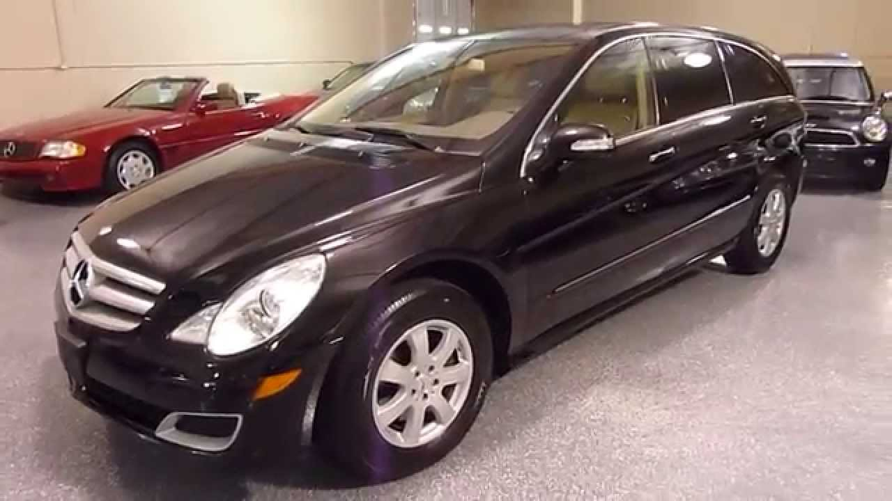 2007 Mercedes Benz R350 3 5l 4matic 4dr Sold 2370 Plymouth Mi Youtube