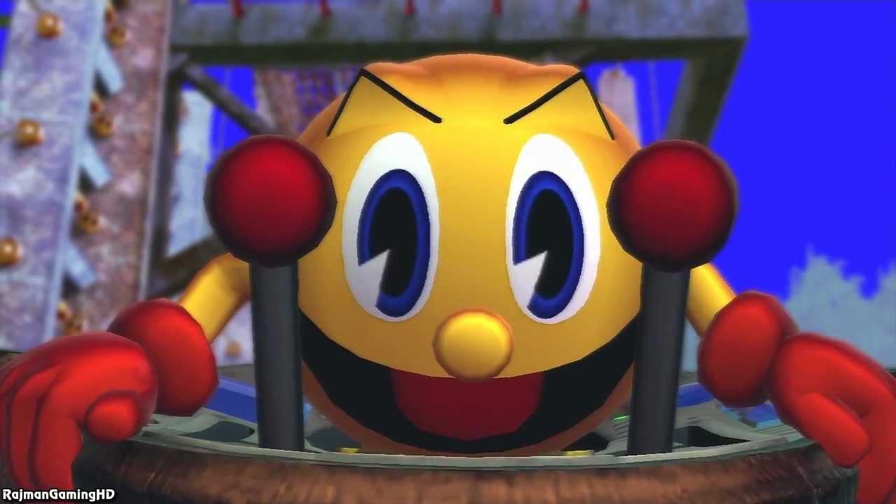 Pac Man X