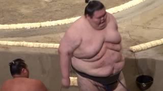 """""""Orora 288㎏""""Legendary super gigantic sumo wrestler【伝説の巨漢力士・大露羅】288㎏"""