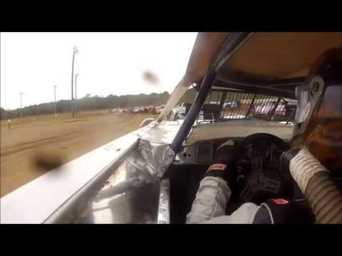 5w Waylon Wagner 6-26-15 Dog Hollow Speedway Makeup Feature