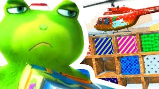NEW GRINCH FROG STEALS CHRISTMAS PRESENTS - Amazing Frog Christmas Update - Part 164 | Pungence