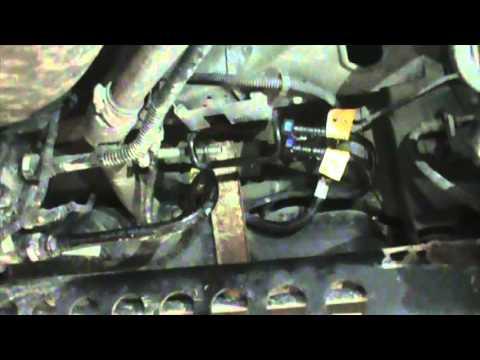 replace a 2009 Pontiac G5 Fuel Filter - YouTube