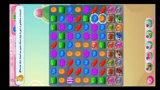 Level 321 candy crush saga game play