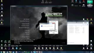 Repeat youtube video Cod4 PC | Level 55 Hack *New Link*