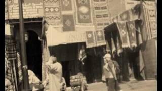 A walk throgh the souks in Marrakech - Music by Oprachina