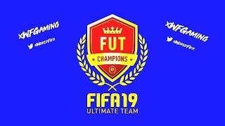FUT CHAMPIONS WEEKEND LEAGUE #3 p2 (FIFA 19) (LIVE STREAM)