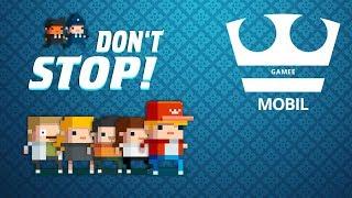 Moje nová hra! - Gamee - Don't STOP - 5 tipů a triků [Mobil]