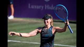 Maria Sharapova | 2019 Mallorca Open Day 2 | Shot of the Day