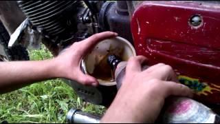 видео Уровень масла в мотоциклах