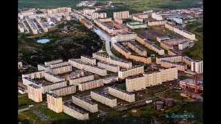 Заозерск - город детства моей мамы.(Заозерск, он же Западная Лица, он же Североморск -7, он же Мурманск - 150 - пункт базирования Северного флота..., 2014-04-01T01:24:37.000Z)