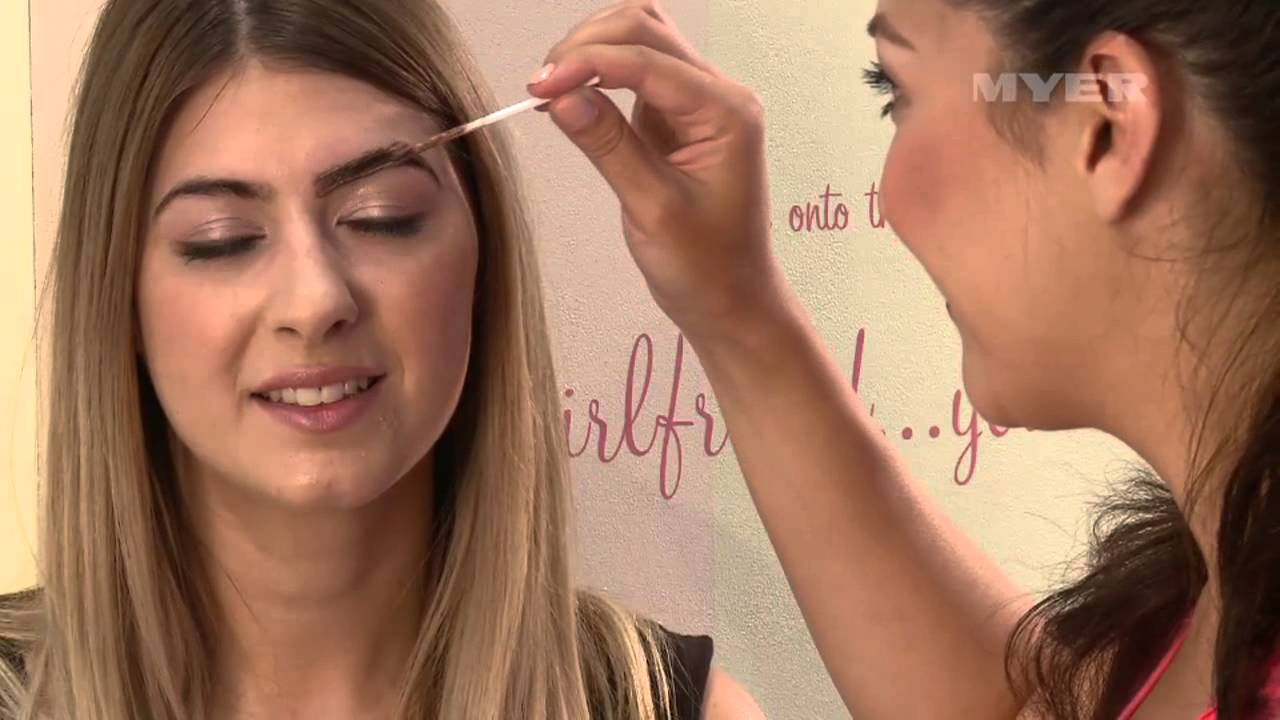 Diy Perfect Eyebrows With Benefit Youtube
