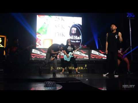Aftercoma : Raga Terbakar Feat Helmy PB ( Live at Boshe Jogja )