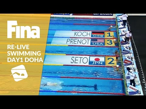Re-Live | Day 1 - FINA/airweave Swimming World Cup 2016 #6 D