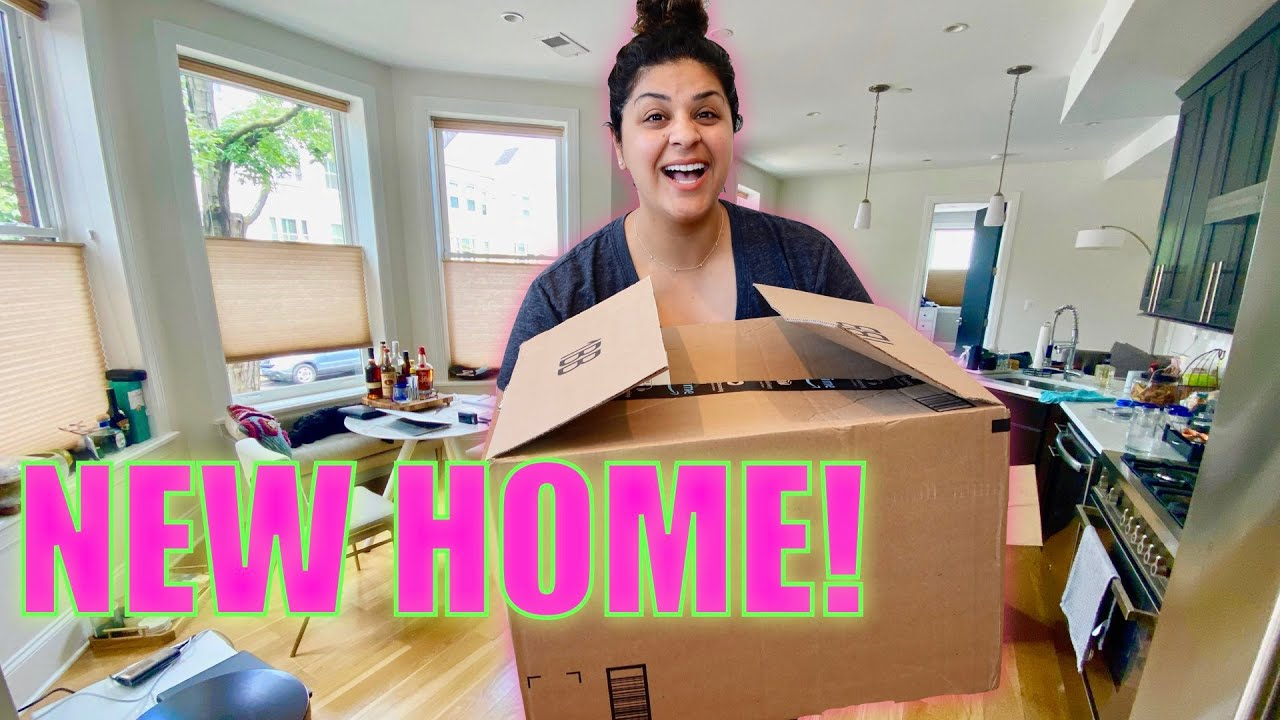 WE MOVED! - OUT OF NYC - VLOG 8, 2020