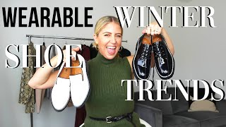 5 WEARABLE WINTER SHOE TRENDS 2020 | Lindsay Albanese
