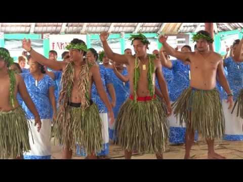 Tokelau Fakaofo(Nukufou Puma) Kua Manaia Lahi Lele.