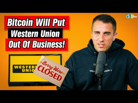 Bitcoin Will BANKRUPT Western Union!