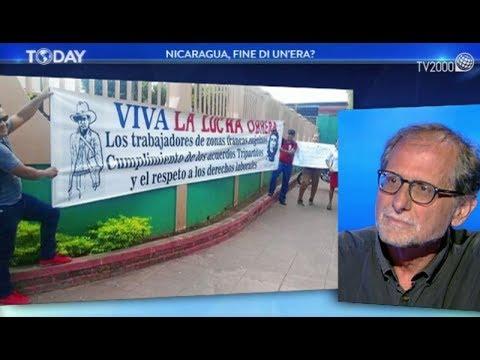 Today - Nicaragua, fine di un'era? - Puntata del 28 maggio 2018