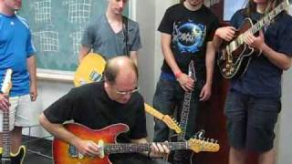 Lorne Lofsky at Guitar Workshop Plus