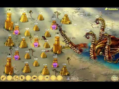 Civilizations Wars, Giant Octopus