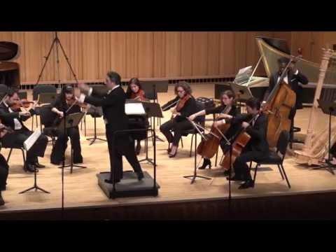 Mahler, Adagietto from Symphony No. 5, Chamber Orchestra of New York - Salvatore Di Vittorio