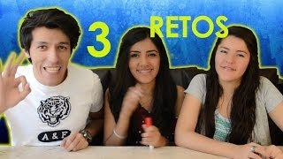 TRES RETOS ENTRE HERMANOS | LOS POLINESIOS | RETO POLINESIO