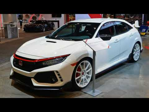 Honda Showcases Civic Type R, Civic Si, Fit Performance Parts